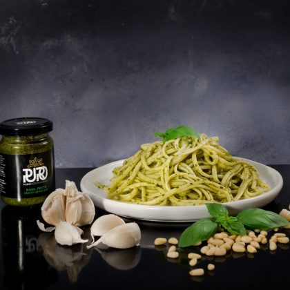 Raw Puro Basil Pesto