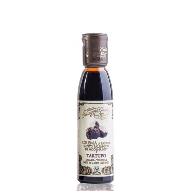 balsamic glaze truffle