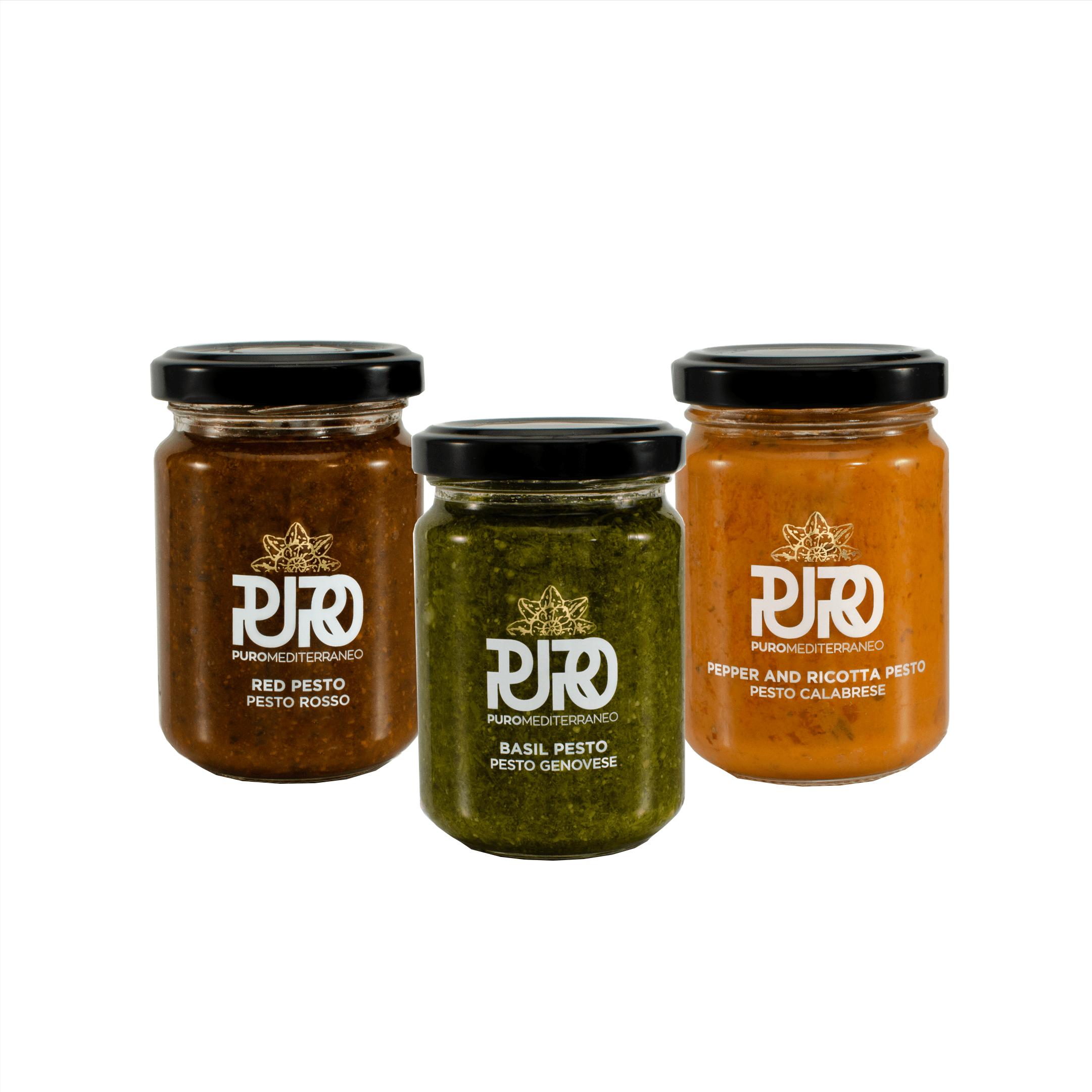 3 Pesto Mix